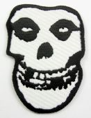 Misfits - 'Skull' Embroidered Patch